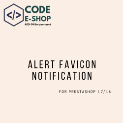 Alert Favicon Notification