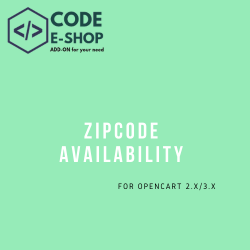 ZipCode Availability