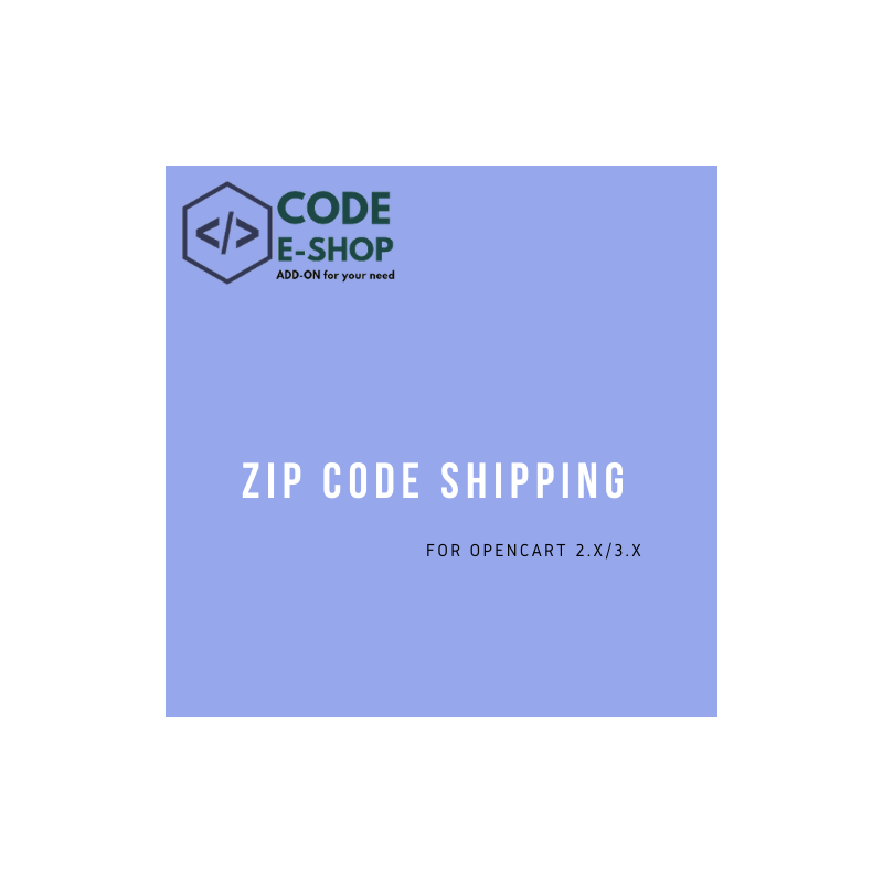 Zip Code Shipping